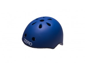 Raleigh Zero Satin Blue Childrens Cycle helmet 50-54cm
